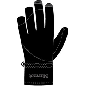 Marmot Connect Evolution Gloves Men Black